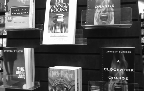What's the deal behind banned books?