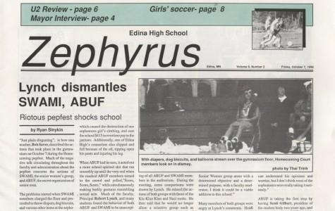 Zephyrus Articles Through History