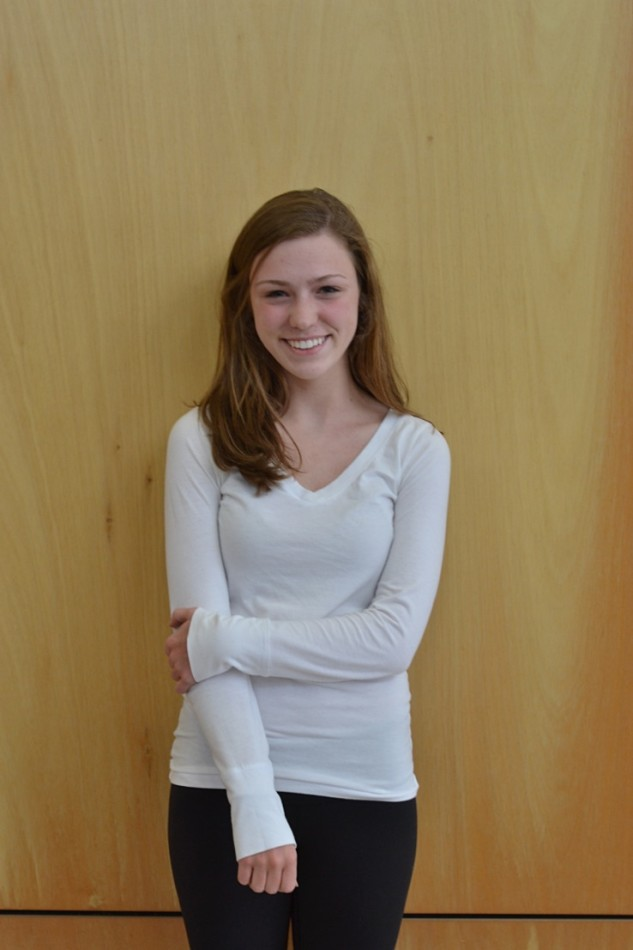 Interview with Student Council President Leah Stewart
