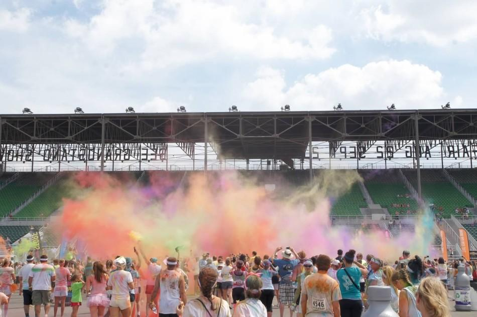 All About the Color Run