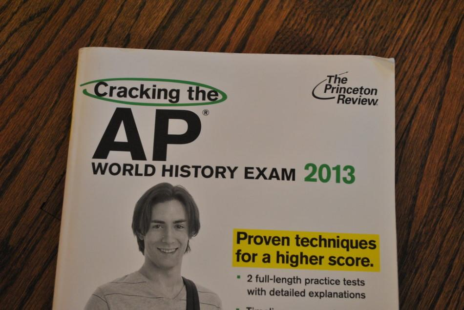 Books such as The Princeton Review are a great way to study.