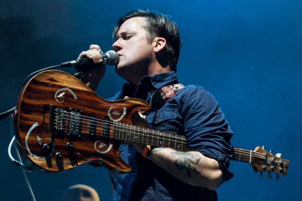 Modest Mouse performs at the Coachella Valley Music and Arts festival that took place this past April.