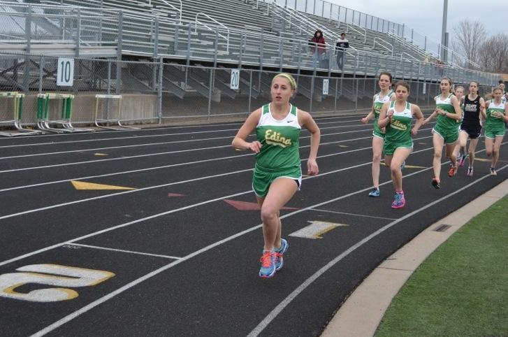 Edina Track Runs, Jumps and Throws Down Cancer