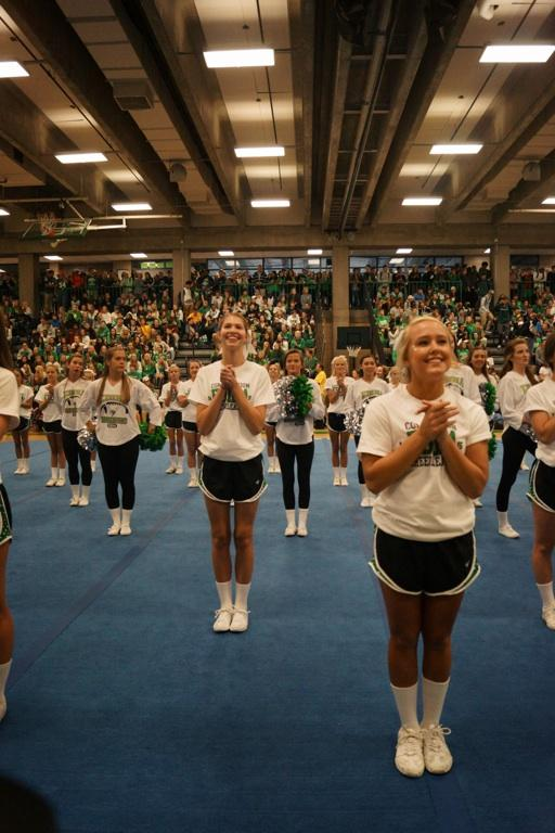Homecoming+Pep+Fest+In+Pictures