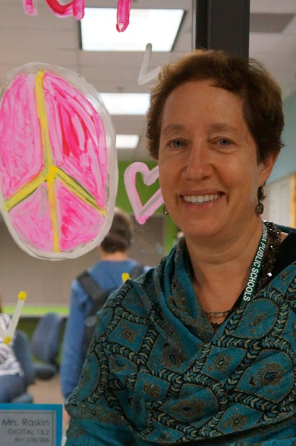 EHS teacher Ellen Guerin (pictured) is part of the initiative to bring the IB program to EHS.