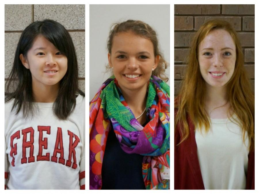 Fresh and Foreign Faces of EHS