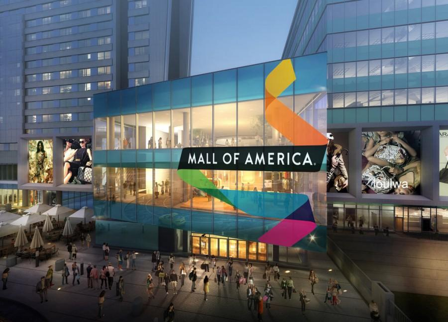 Photos courtesy of Mall of America