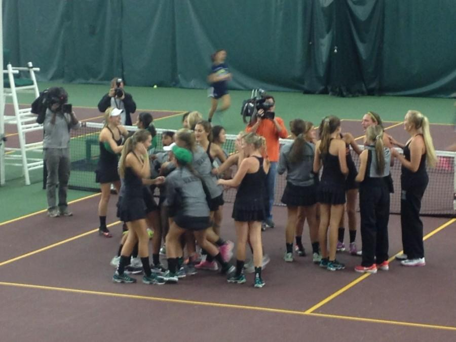 Edina Girls' Tennis Wins 18th State Title