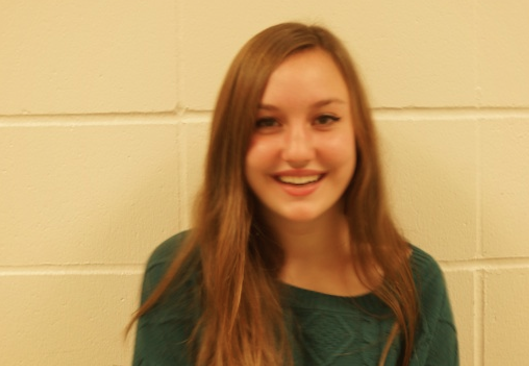 Madison Seeley (pictured) is a junior at Edina High School.