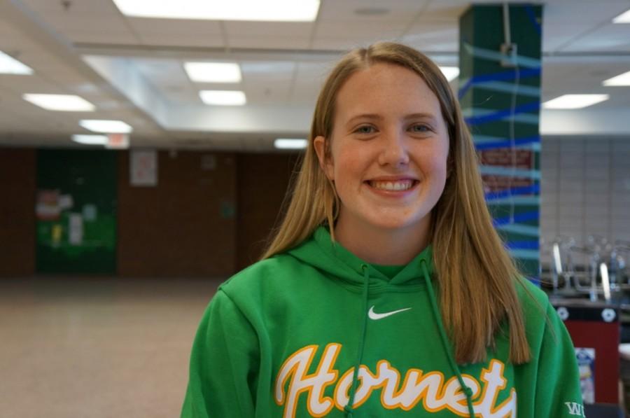 Grace White is a senior at EHS.