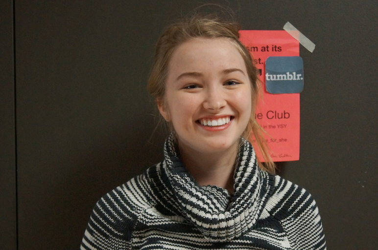 Claire Little (pictured) is a senior at Edina High School.