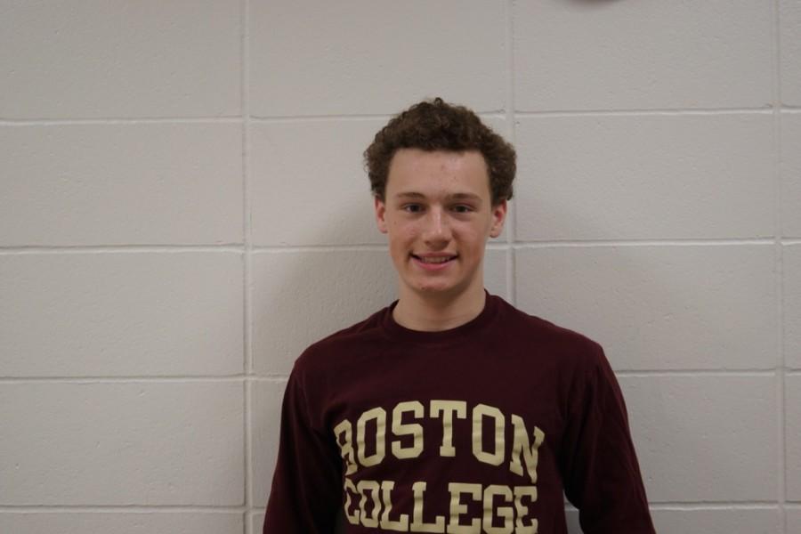 Daniel Brunker is a sophomore at Edina High School.