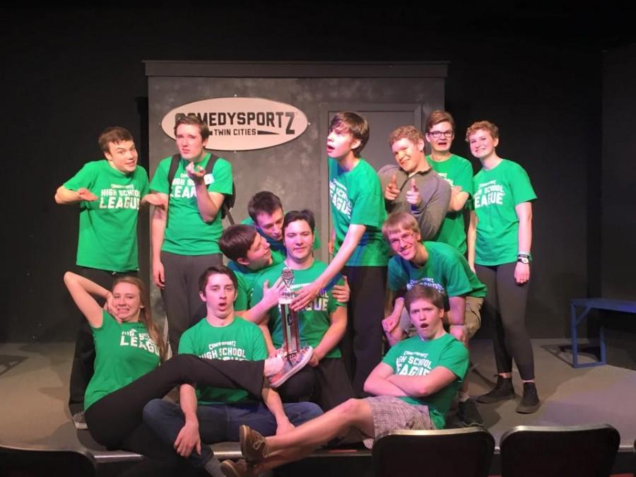 EHS ComedySportz Pulls a Three-Peat