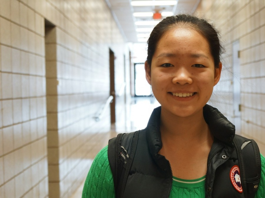 Jada Lee (pictured) is a sophomore at Edina High School.