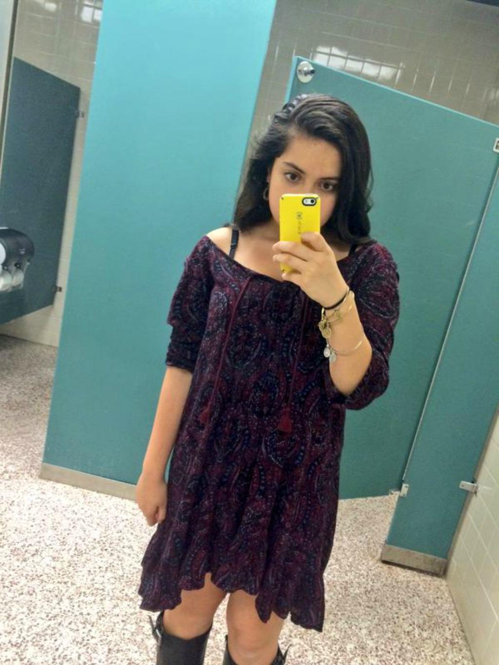 Outfit sophomore Uma Kumar-Montei was wearing that day
