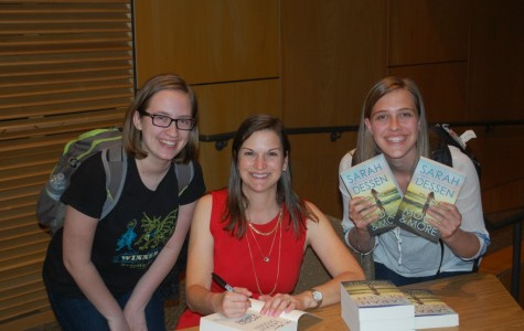 Bestselling Author Sarah Dessen Comes to EHS