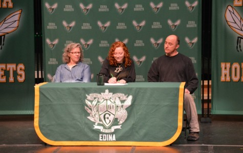 Edina High School's Signing Day