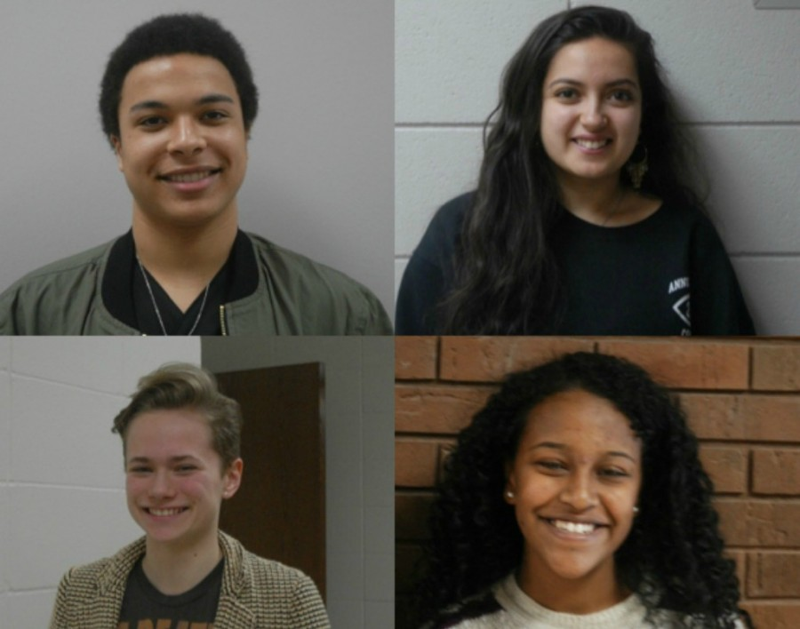 Students' Takes on Black History Month