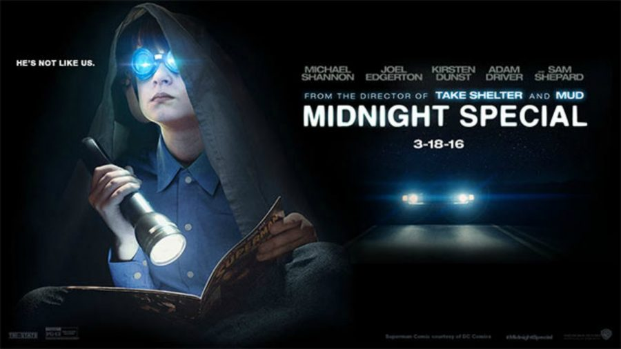 Midnight Special Advertisement