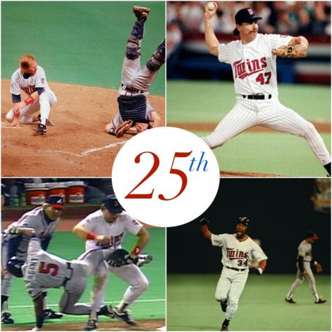 A look back at the '91 World Series