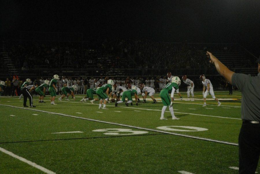EHS Homecoming Football Game