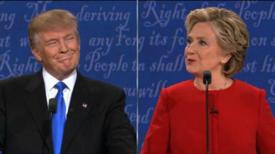 Clinton vs. Trump