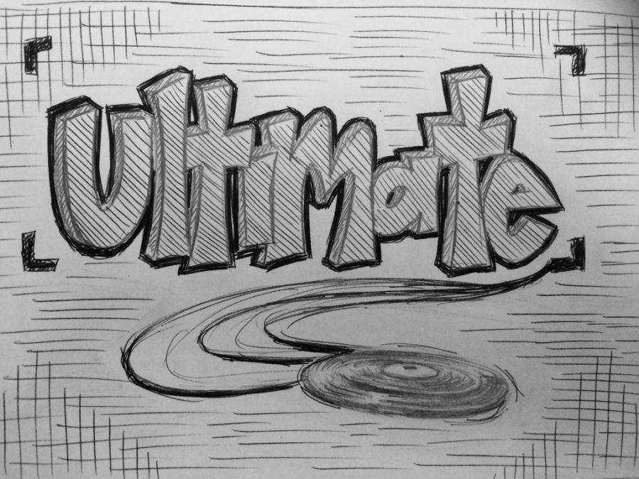 Girls Ultimate Frisbee