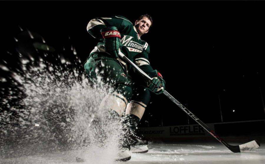 Ryan Suter #20 Minnesota Wild Defenseman