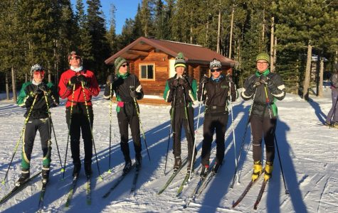 Nordic Team Heads West for Thanksgiving