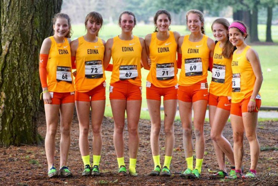 Girls Cross Country Heads to Nationals