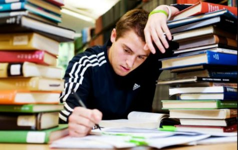 Are High School Students under too much pressure?