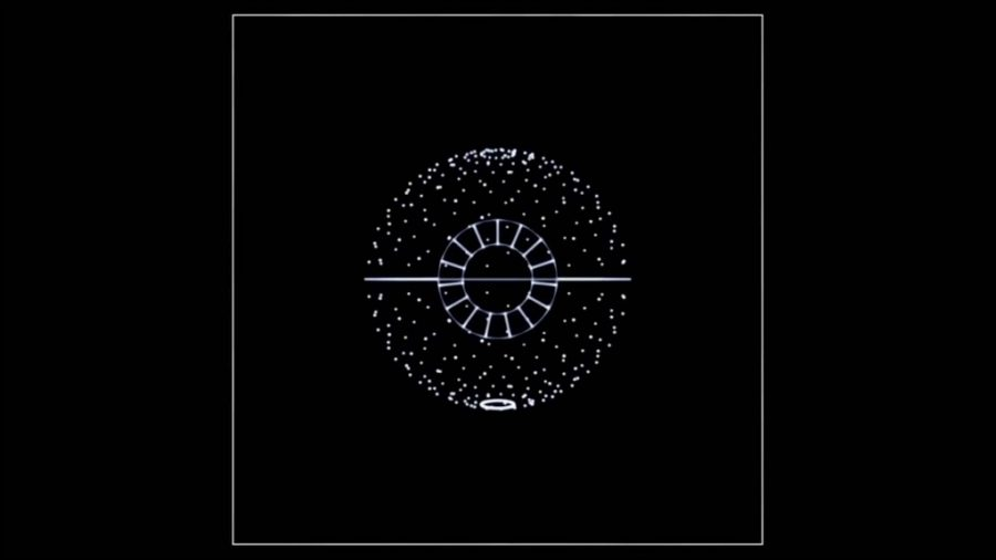 """""""The Death Star plans as originally shown in A New Hope, and the focus of Rogue One."""""""