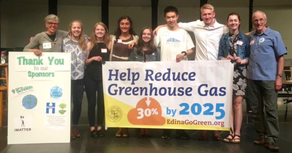 Edina High Schools Environmental Club Revamps Activity
