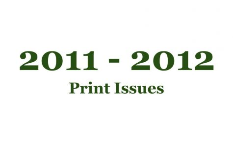 2011-2012 Print Issues