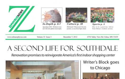 Issue 3: December 7, 2012