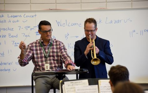 Edina Concert Band to Perform with Renowned Trumpeter Chuck Lazarus
