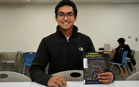 "Student Publishes Book: ""Conquer Mathematics"""