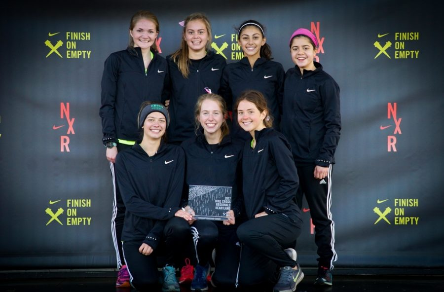 cheap for discount e5d8e 64c34 Edina Girls' Cross Country to compete at Nike Cross ...