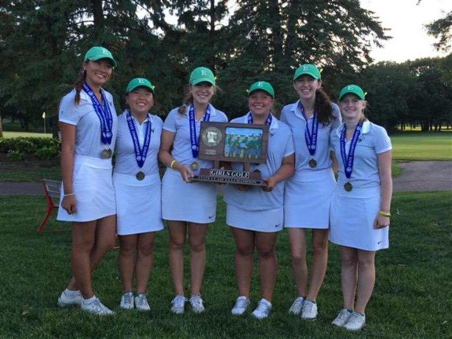 Edina+girls%27+golf+team+is+ready+to+have+another+successful+season.
