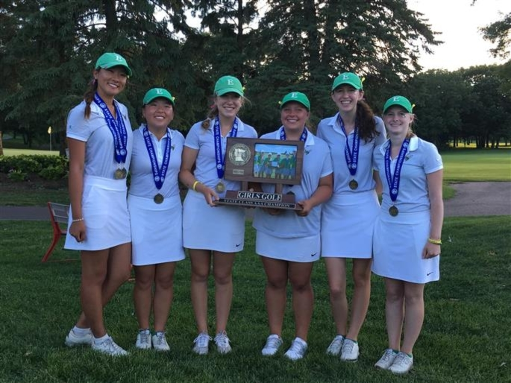 Edina girls' golf team is ready to have another successful season.