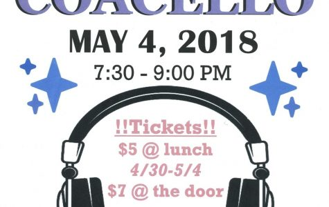 "EHS Concert Orchestra to Host ""Coacello"" Concert"