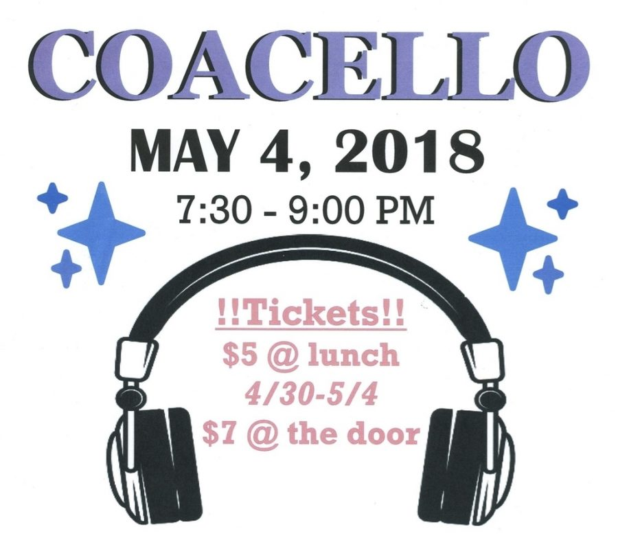 EHS Concert Orchestra to Host Coacello Concert