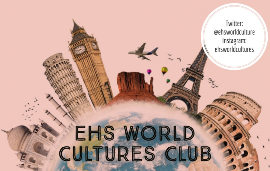World Cultures Club Brings International Involvement to EHS