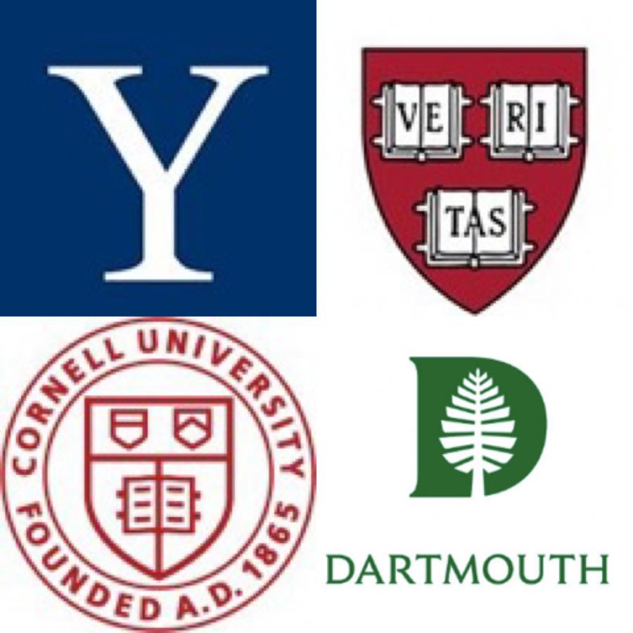 EHS seniors progress to Ivy League educations