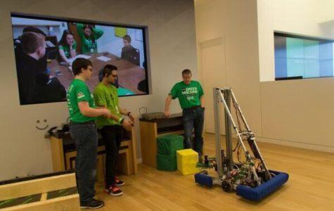 Robotics Team Competes at World Championships