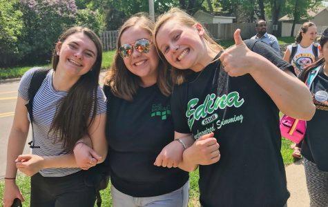 Edina's Mosaic Club Holds Second Annual Unity Walk
