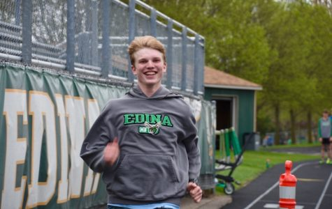 Edina Boys' Track Is Off to the Races