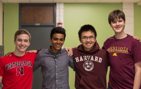 Edina Economics Team places 10th in the nation at National Economics Challenge