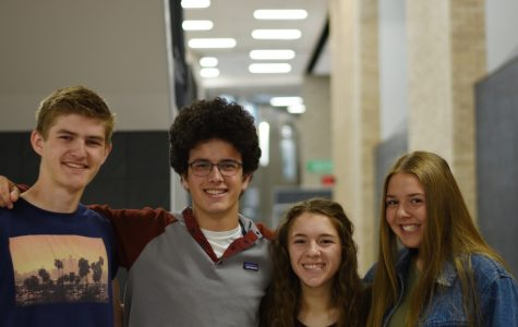 Meet the 2018-2019 Student Council Leadership Board