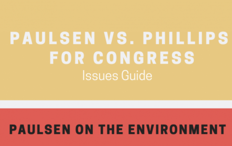 Paulsen against Philips for Congress